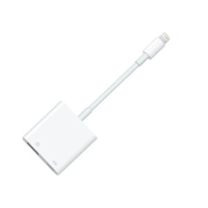 Adattatore per fotocamere Lightning-USB 3